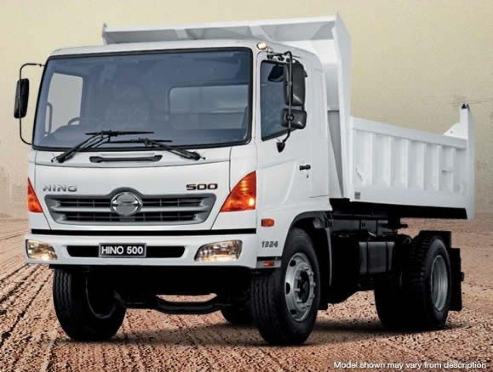 Hino 500 1326 Tipper Truck