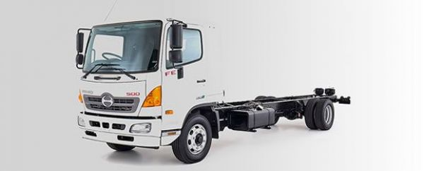 Hino 500 1626 (LWB) Freight Carrier Truck