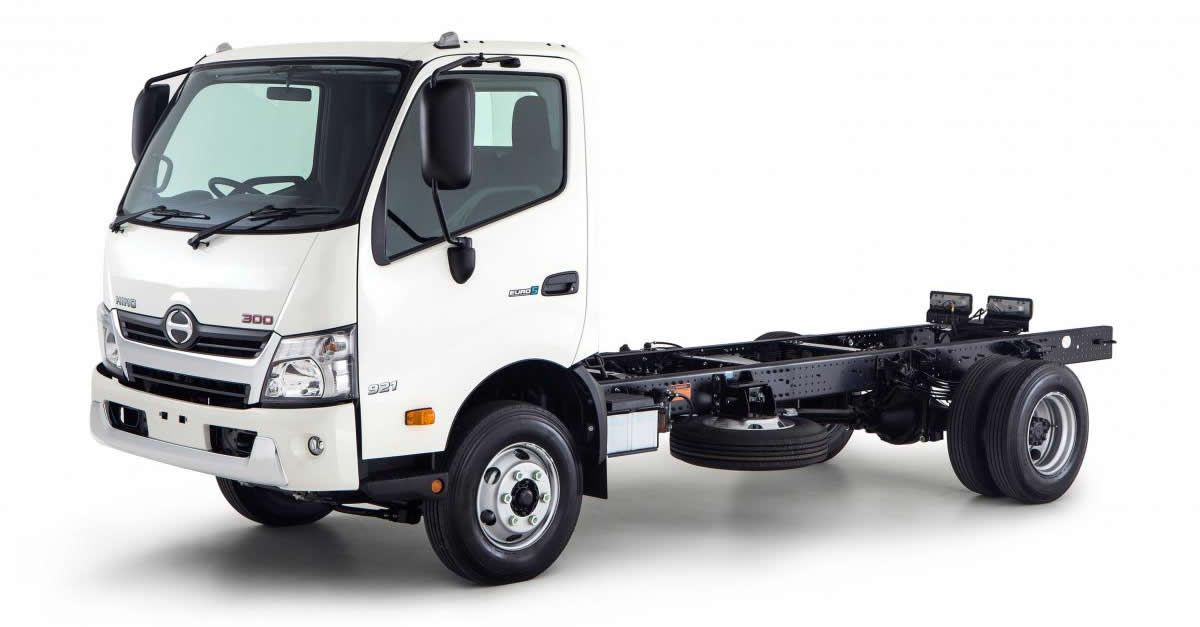 Used Truck Dealerships >> Hino 300 815 (LWB) Crew Cab Automatic Transmission