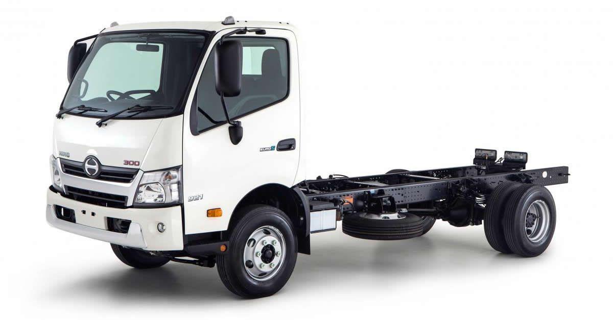 Used Truck Dealerships >> Hino 300 714 (SWB)