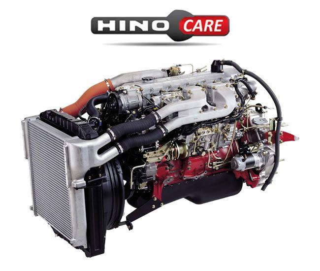 Hino Engine Parts : Hino trucks