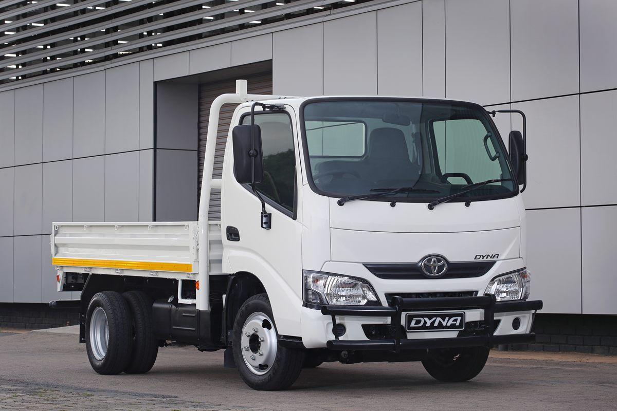 Toyota Diesel Truck >> Toyota Dyna 150 4093