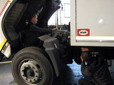 Hino Truck Service