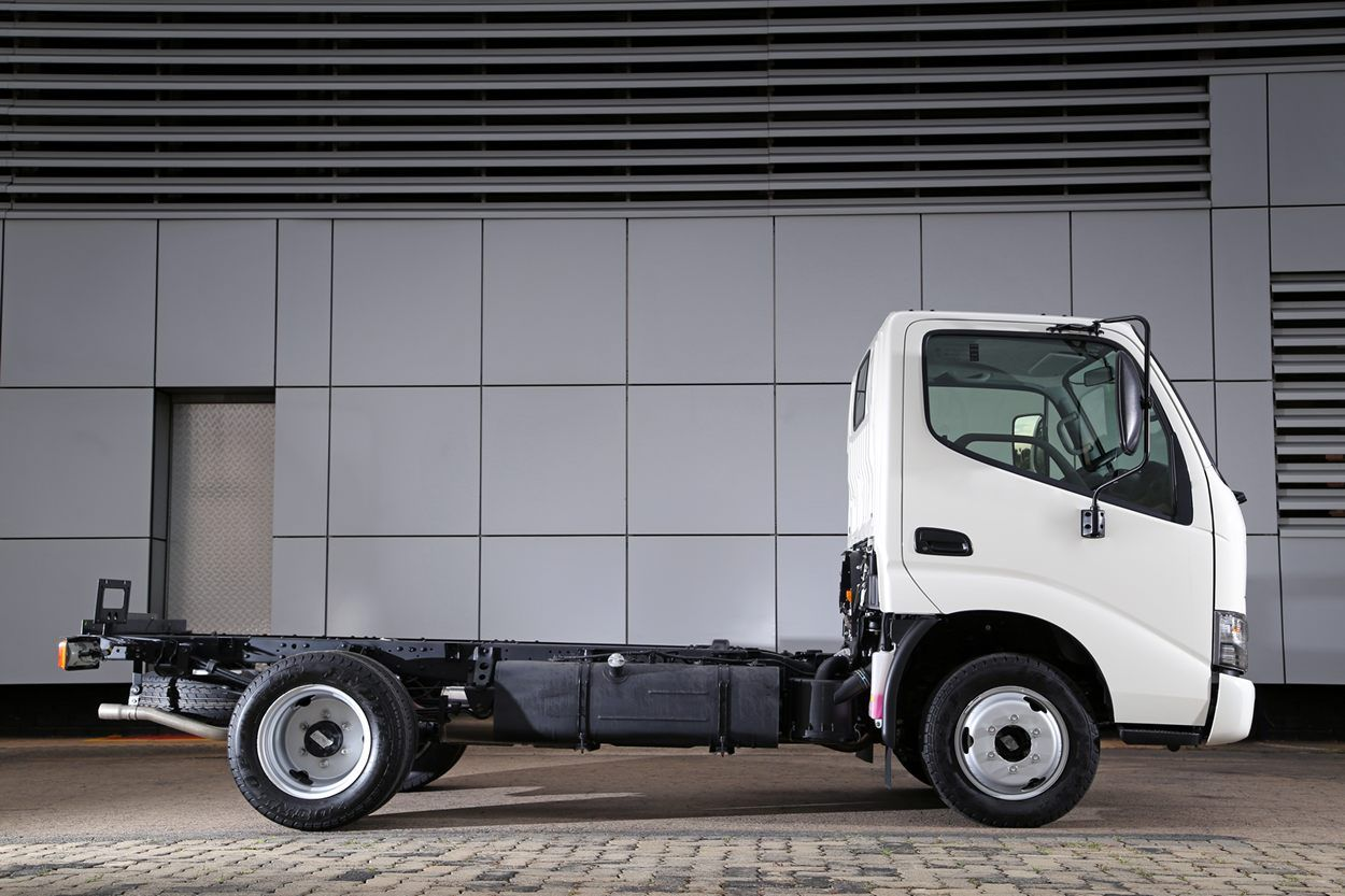 toyota dyna reclassified as a light commercial vehicle