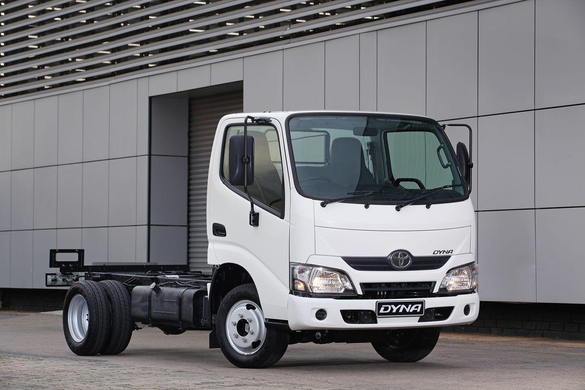 Toyota Dyna 150 Trucks